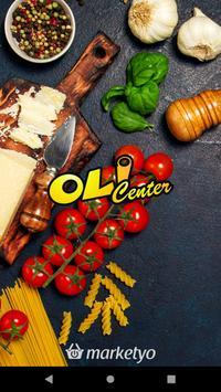 Oli Center poster