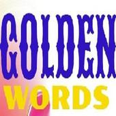 Golden Words icon