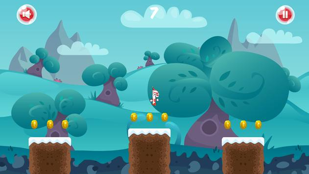 Candy PooPen - Flap screenshot 2