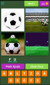 4 Imagens 1 Palavra Português poster