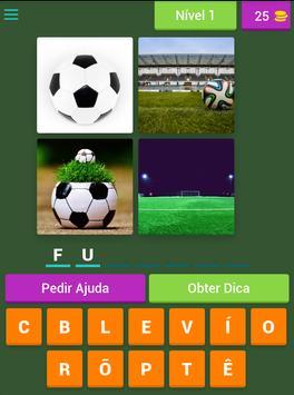 4 Imagens 1 Palavra Português screenshot 14