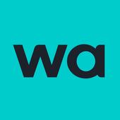 와디즈(wadiz) - 테크 부터 패션, 푸드까지 매일 새로운 펀딩 icon