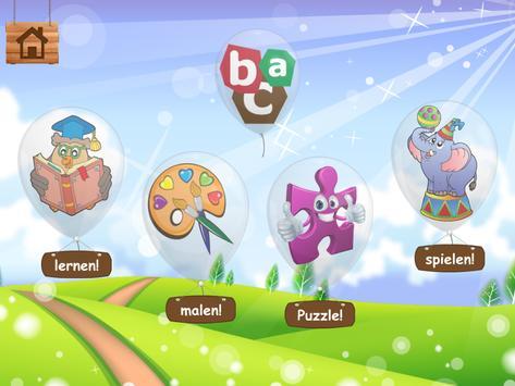 German Learning For Kids screenshot 13