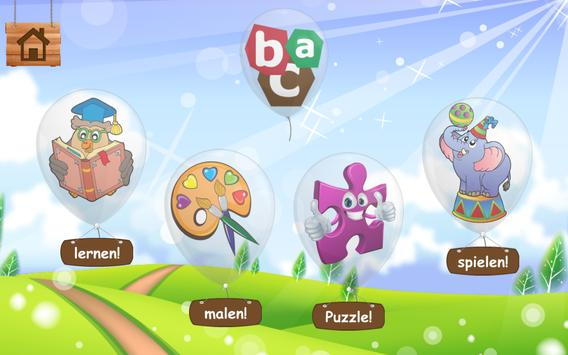 German Learning For Kids screenshot 6