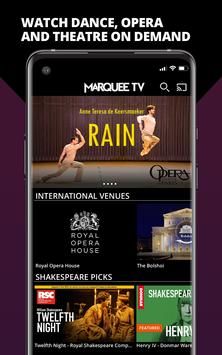Marquee TV poster