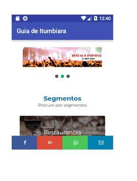 Guia de Itumbiara screenshot 1