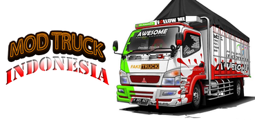 LIVERY BUSSID MOD TRUCK Indonesia