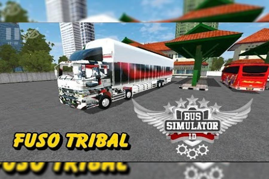 Download apli LIVERY BUSSID MOD TRUCK Indonesia