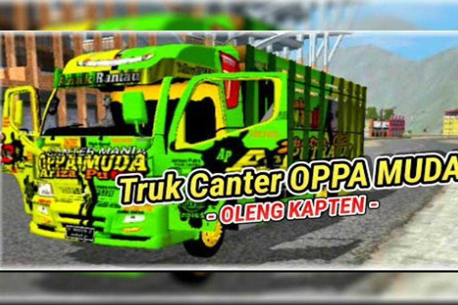 Download app android gratis LIVERY BUSSID MOD TRUCK Indonesia