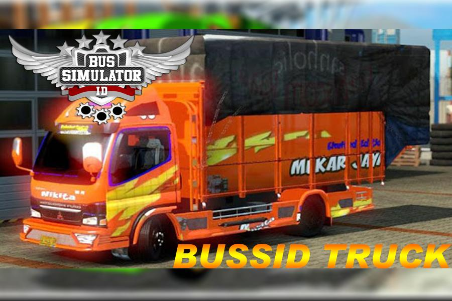 Download aplikasi aplikasi LIVERY BUSSID MOD TRUCK Indonesia
