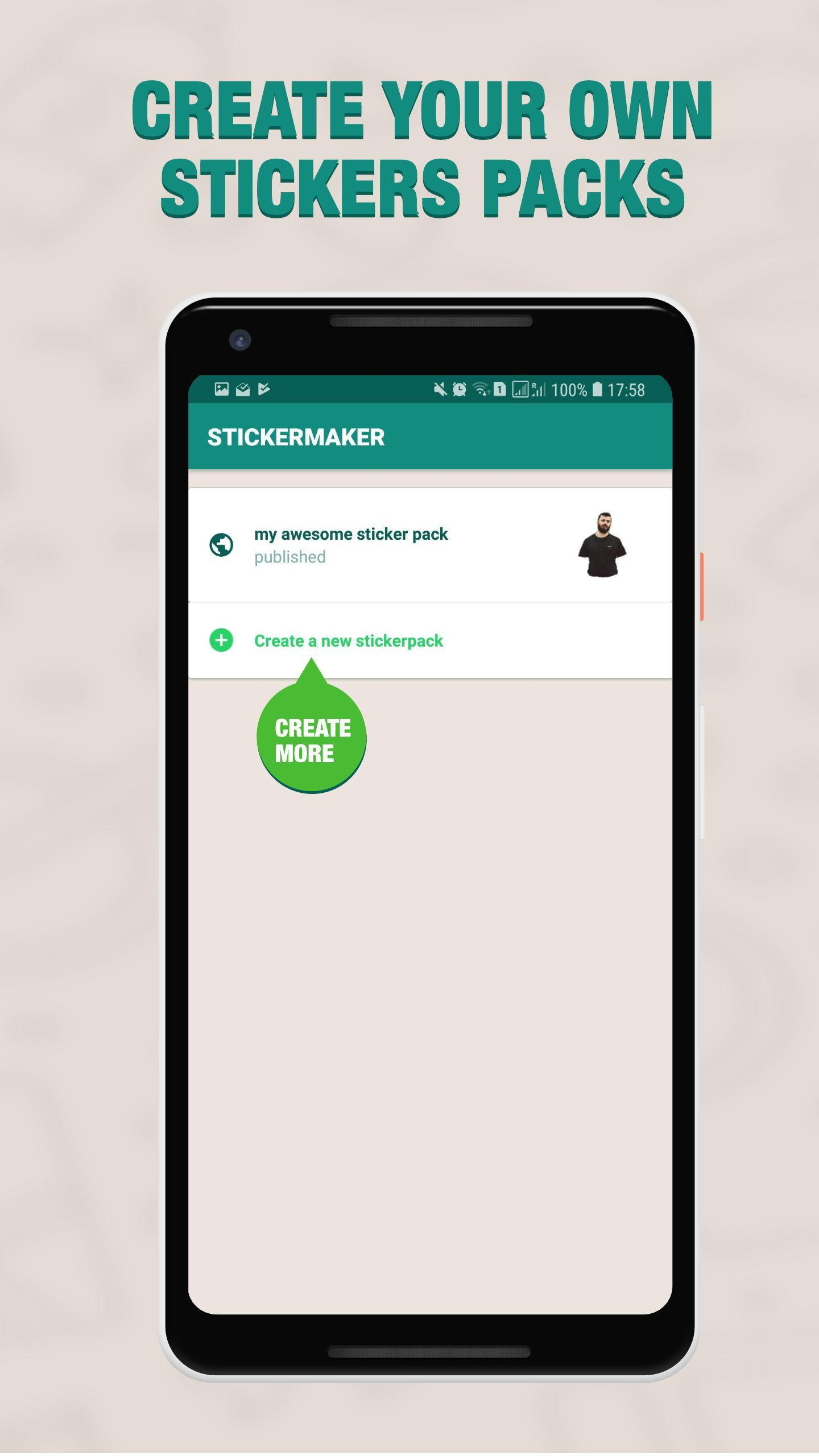 Sticker maker for Android - APK Download