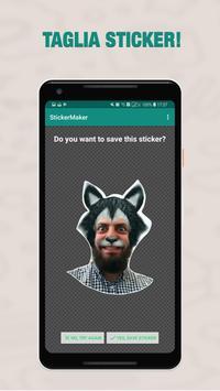 1 Schermata Sticker Maker