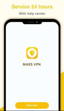 Mars VPN poster