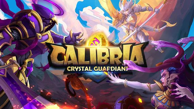 Calibria: Crystal Guardians 海報