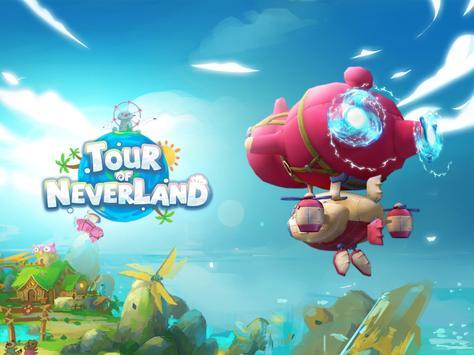 Tour of Neverland تصوير الشاشة 7