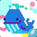 HexaParty - Pixel art coloring book for kids