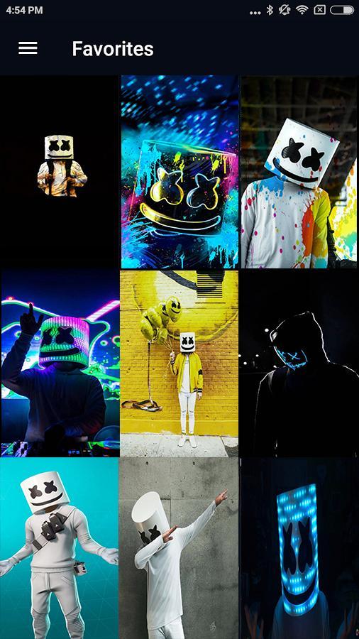 Wallpaper Marshmello Dj Marshmello Live Wallpaper For