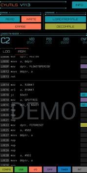 Cypress FX2 Utils screenshot 3
