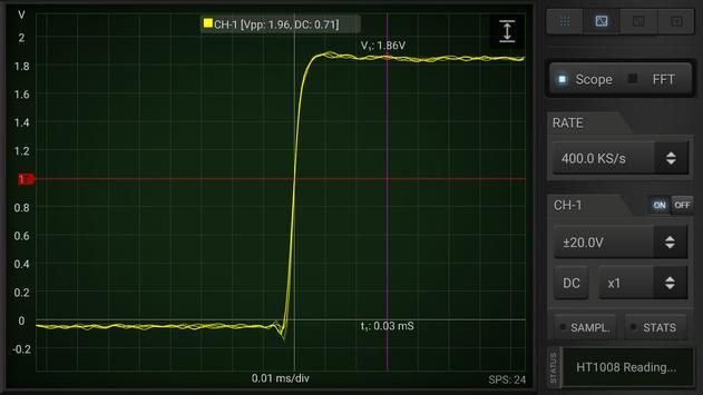 HScope screenshot 1