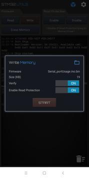 STM32 Utils syot layar 1