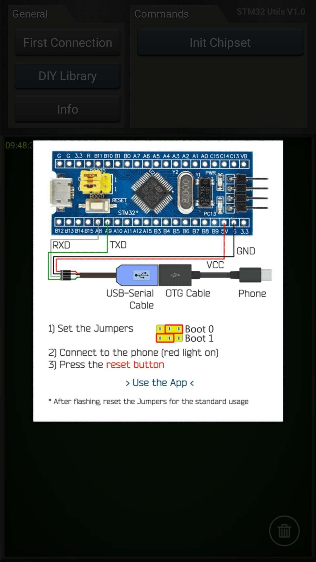 STM32 Utils for Android - APK Download