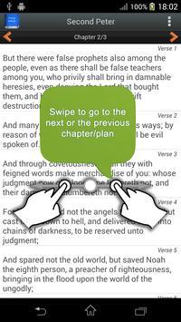 Bible King James Version screenshot 5