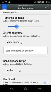 Bíblia em Português Screenshot 4