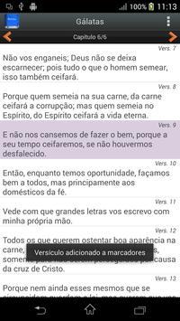 Bíblia em Português Screenshot 5
