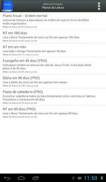 Bíblia em Português Screenshot 13