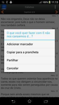 Bíblia em Português Screenshot 2