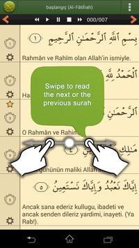 Türkçe Kur'an-ı Kerim screenshot 4