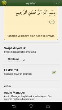 Türkçe Kur'an-ı Kerim screenshot 5