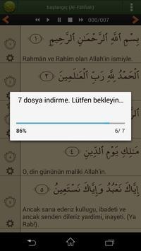 Türkçe Kur'an-ı Kerim screenshot 2