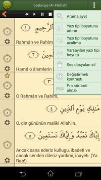 Türkçe Kur'an-ı Kerim screenshot 3