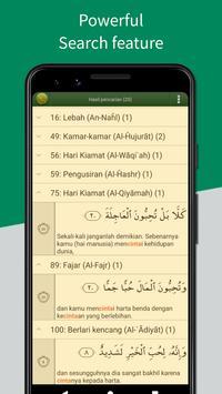 Al'Quran Bahasa Indonesia स्क्रीनशॉट 5