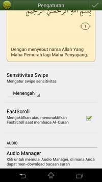 Al'Quran Bahasa Indonesia screenshot 7