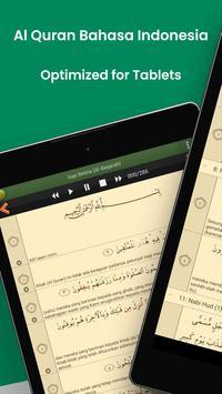 Al'Quran Bahasa Indonesia स्क्रीनशॉट 8