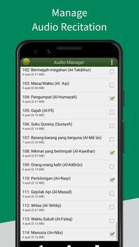 Al'Quran Bahasa Indonesia स्क्रीनशॉट 2