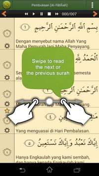 Al'Quran Bahasa Indonesia screenshot 4
