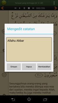 Al'Quran Bahasa Indonesia screenshot 6