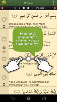 Quran Bahasa Melayu screenshot 4