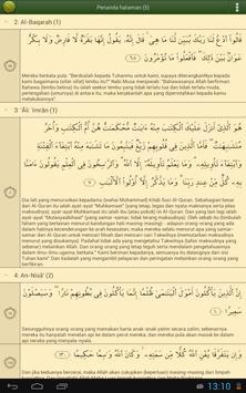 Quran Bahasa Melayu screenshot 9