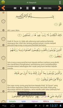 Quran Bahasa Melayu screenshot 10