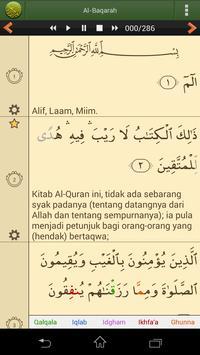 Quran Bahasa Melayu screenshot 1