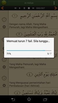 Quran Bahasa Melayu screenshot 2