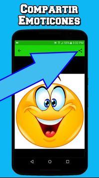 Emojis For Wasap screenshot 5