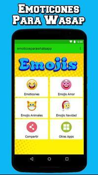 Emojis For Wasap screenshot 6