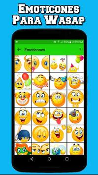 Emojis For Wasap screenshot 1