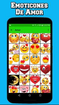 Emojis For Wasap screenshot 2