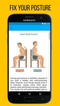 Fix Your Posture screenshot 4